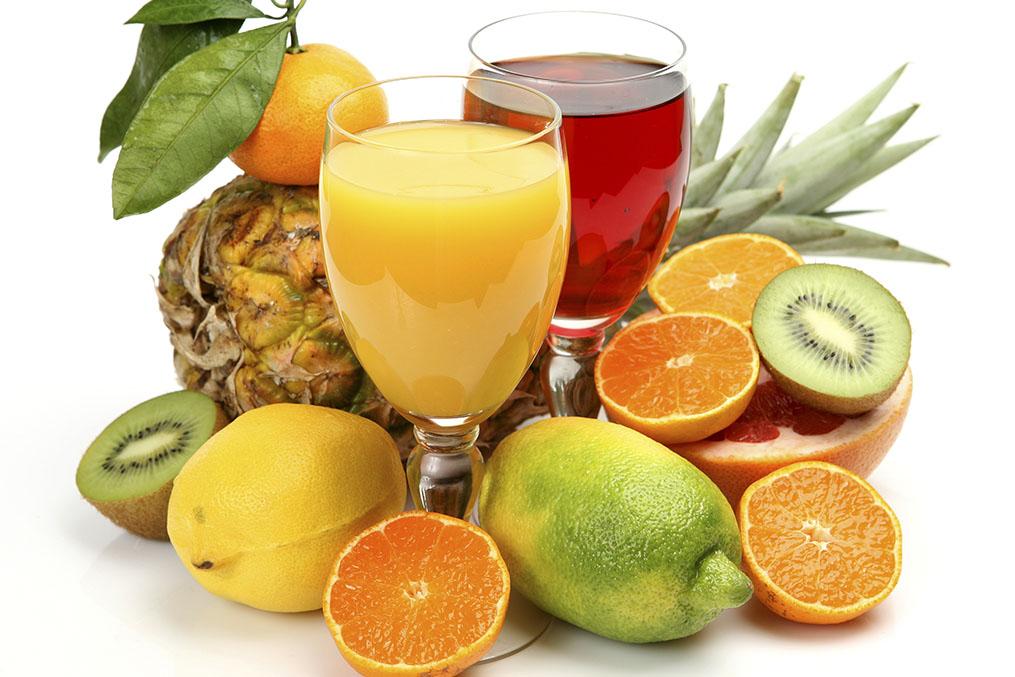 fruit or juice healthy foods in a snap